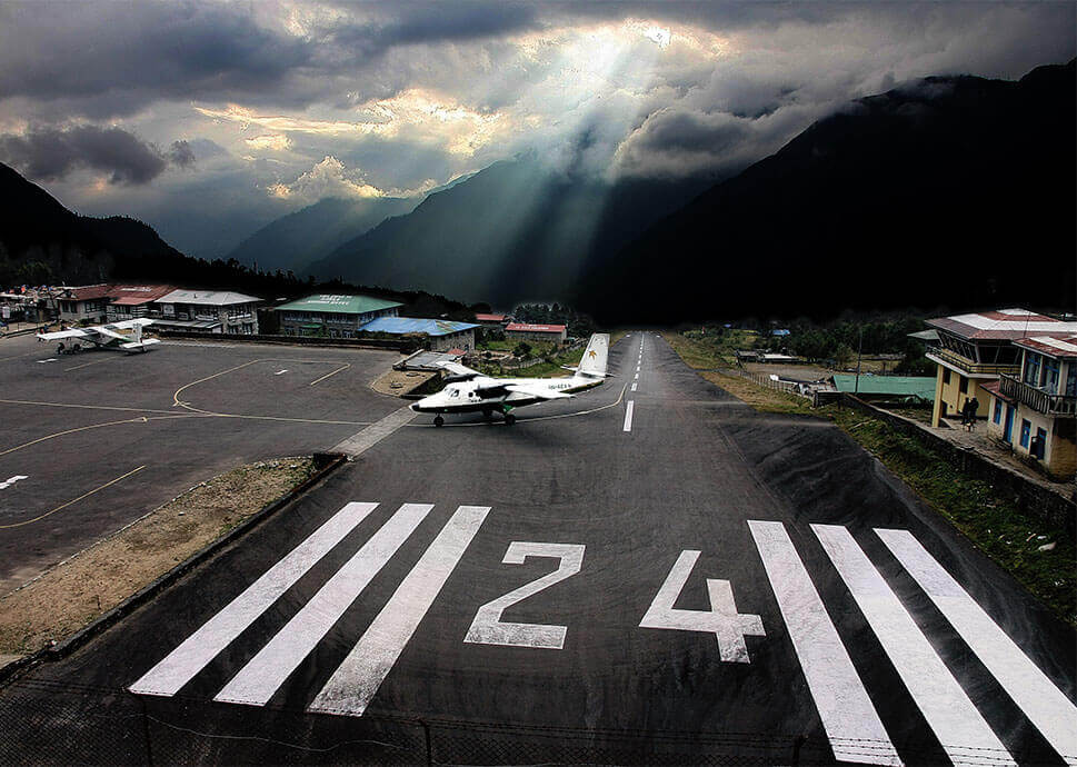Lukla flight service