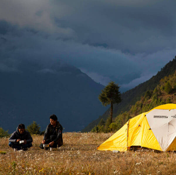 Yeti Mountain Home Lukla Camping