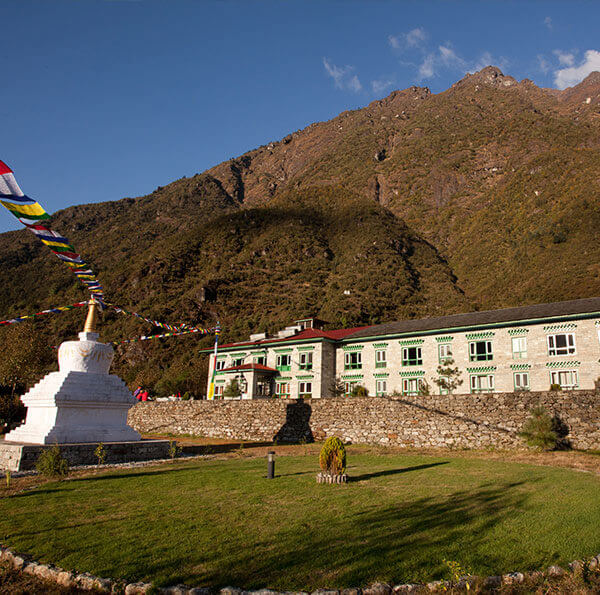 Yeti Mountain Home (YMH) Lukla accommodation