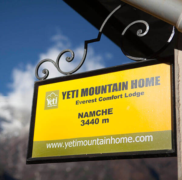 Welcome YMH Namche